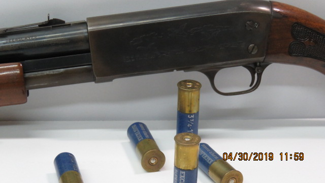 Ithaca Mod 37 Deer-Slayer 12 GA Pump